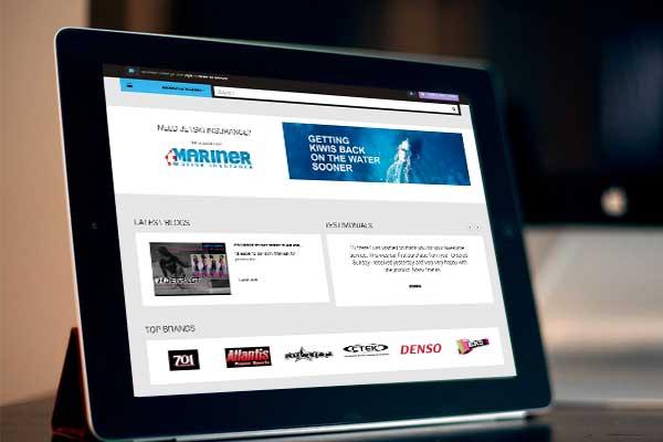 JetSkiJunk Webdesign